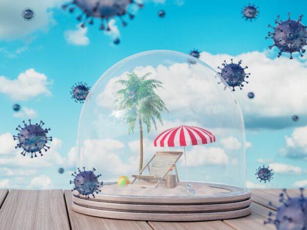 Organizzare le vacanze in tempi di Pandemia