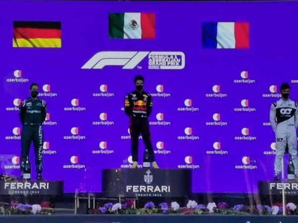 Formula 1 2021 Baku – la gara