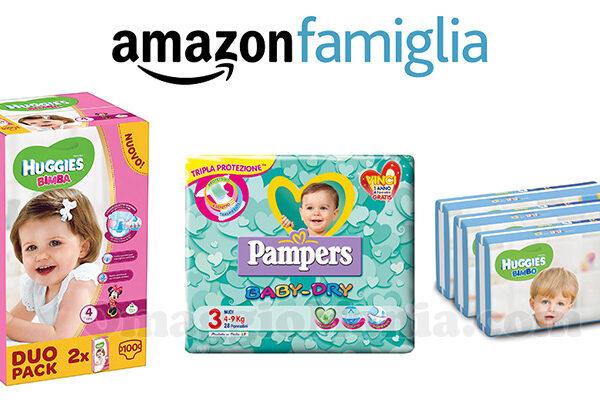 Come funziona Amazon Famiglia