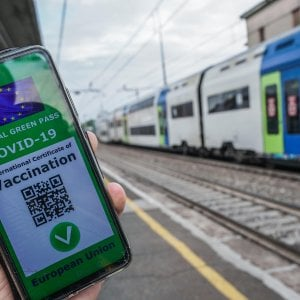 Green Pass su voli e treni