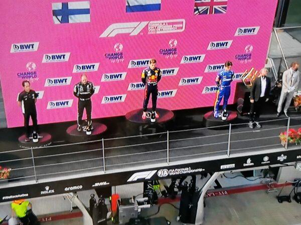 F1 2021 Austria – la gara