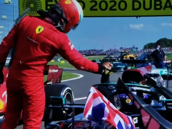 F1 2021 GB – la gara