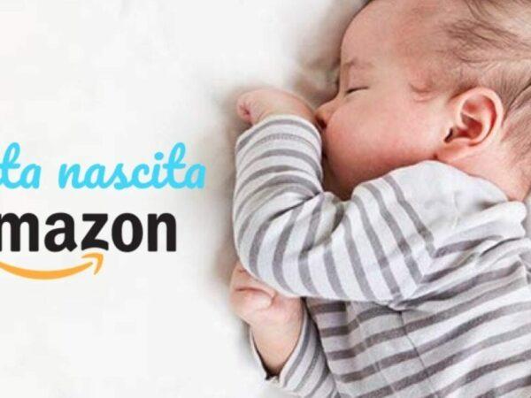 Amazon aiuta le famiglie che stanno per avere un bambino
