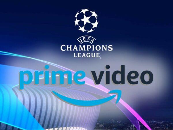 UEFA Champions League su Amazon Prime Video