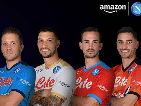 SSC Napoli adotta uno sponsor di manica