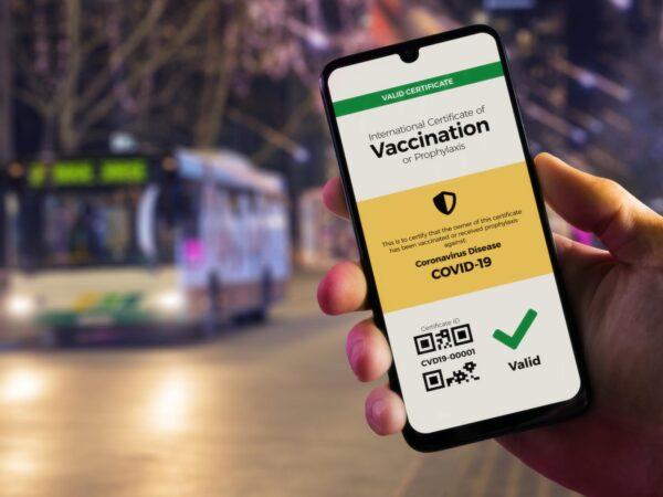 Green Pass – le nuove regole dal 1° settembre
