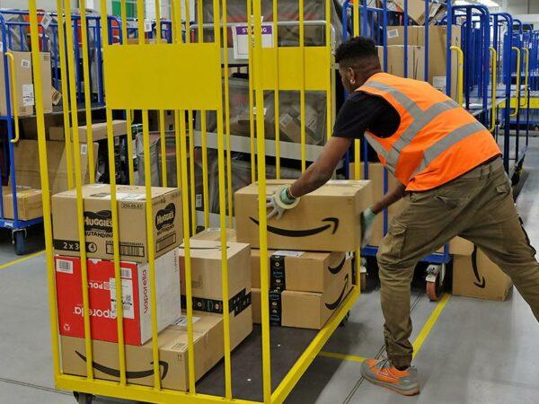 Amazon sbarca a Udine